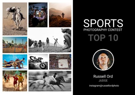Chiiz Top 10 Sports Photography Contest